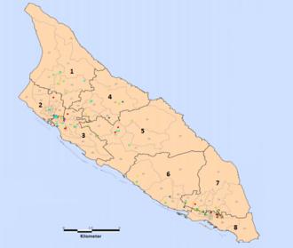 Aruba Karte Karibik.Aruba Wikipedia