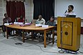 Arup Kumar Das - Panel Discussion - Collaboration with Academic Institutes for the Growth of Wikimedia Projects in Indian Languages - Bengali Wikipedia 10th Anniversary Celebration - JU - Kolkata 2015-01-09 2858.JPG