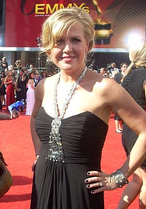 Ashley Jensen - Jensen at the 60th Annual Emmy Awards, 21 September 2008