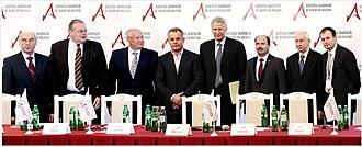 Vladimir Plahotniuc - The launch of the Moldova Business People Association