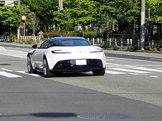 Aston Martin DB11 - Image: Aston Martin DB11