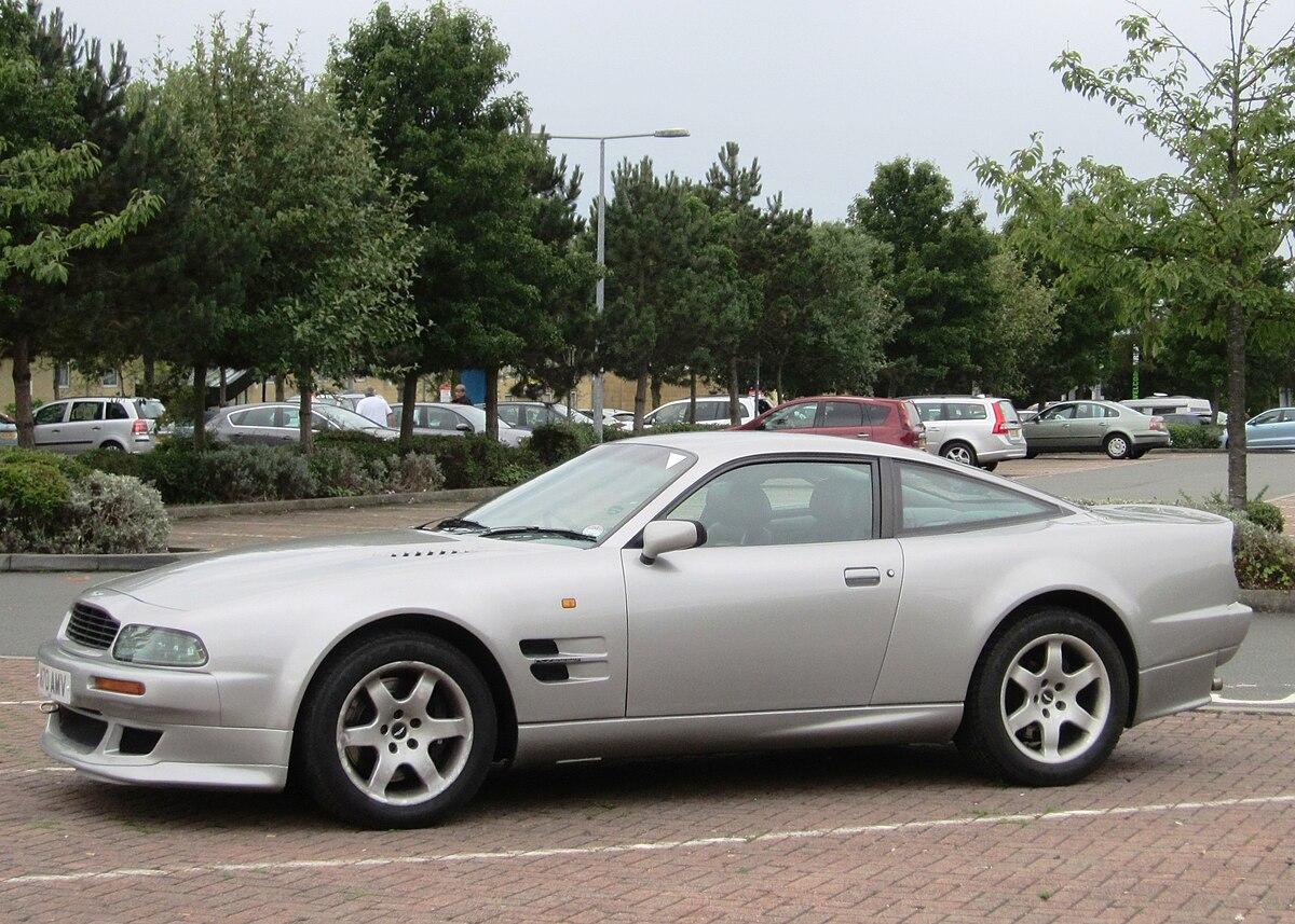 File Aston Martin Vantage 5340cc Registered Feb 1995 Jpg Wikimedia Commons