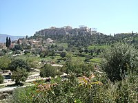 Athens acropolis south slope 4-2004 2.JPG