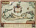 Atlas Van der Hagen-KW1049B13 086-Mappa AESIVARVM Insularum alias BARMVDAS dictarum, ad Ostia Mexicani aestuarij jacentium in latitudine Graduum 32 Minutorium 25 Ab Anglia.jpeg