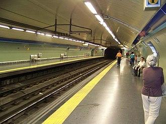 Atocha (Madrid Metro) - Image: Atocha (2462561586)