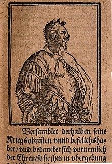 Attila ábrázolás Wilhelm Dilich Ungarische Chronica.jpg