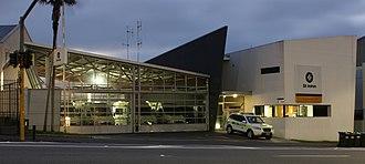 St John Ambulance - Central Ambulance Station, Auckland, New Zealand