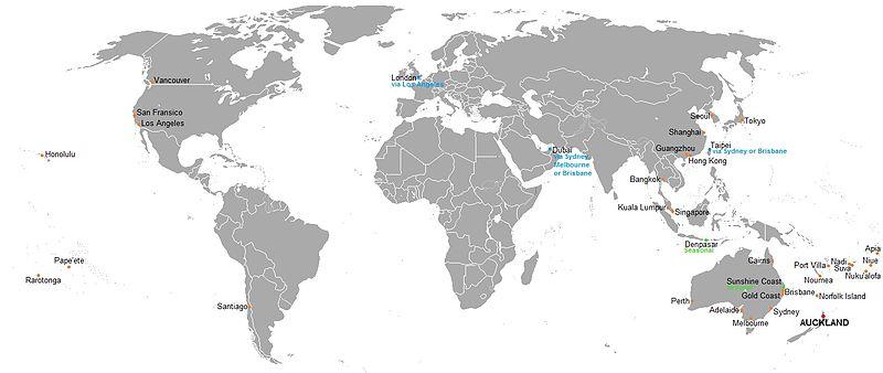 Port lotniczy Auckland – Wikipedia, wolna encyklopedia