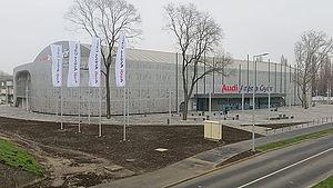 2016–17 Alba Fehérvár season - Audi Aréna hosted the tournament