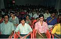Audience - Audiovisual Show - Dinosaurs Alive Exhibition - Science City - Calcutta 1995-June-July 550.JPG
