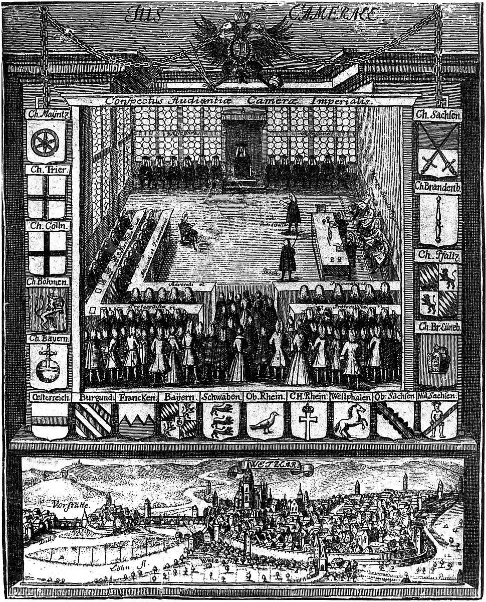 Audienz Reichskammergericht