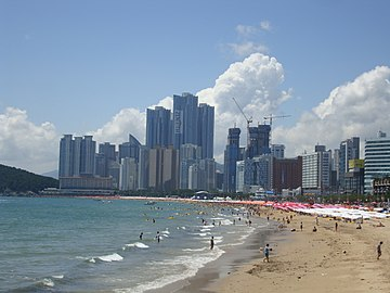 August Afternoon in Haeundae.jpg