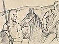 August Macke Reiter und Pferd 1911.jpg