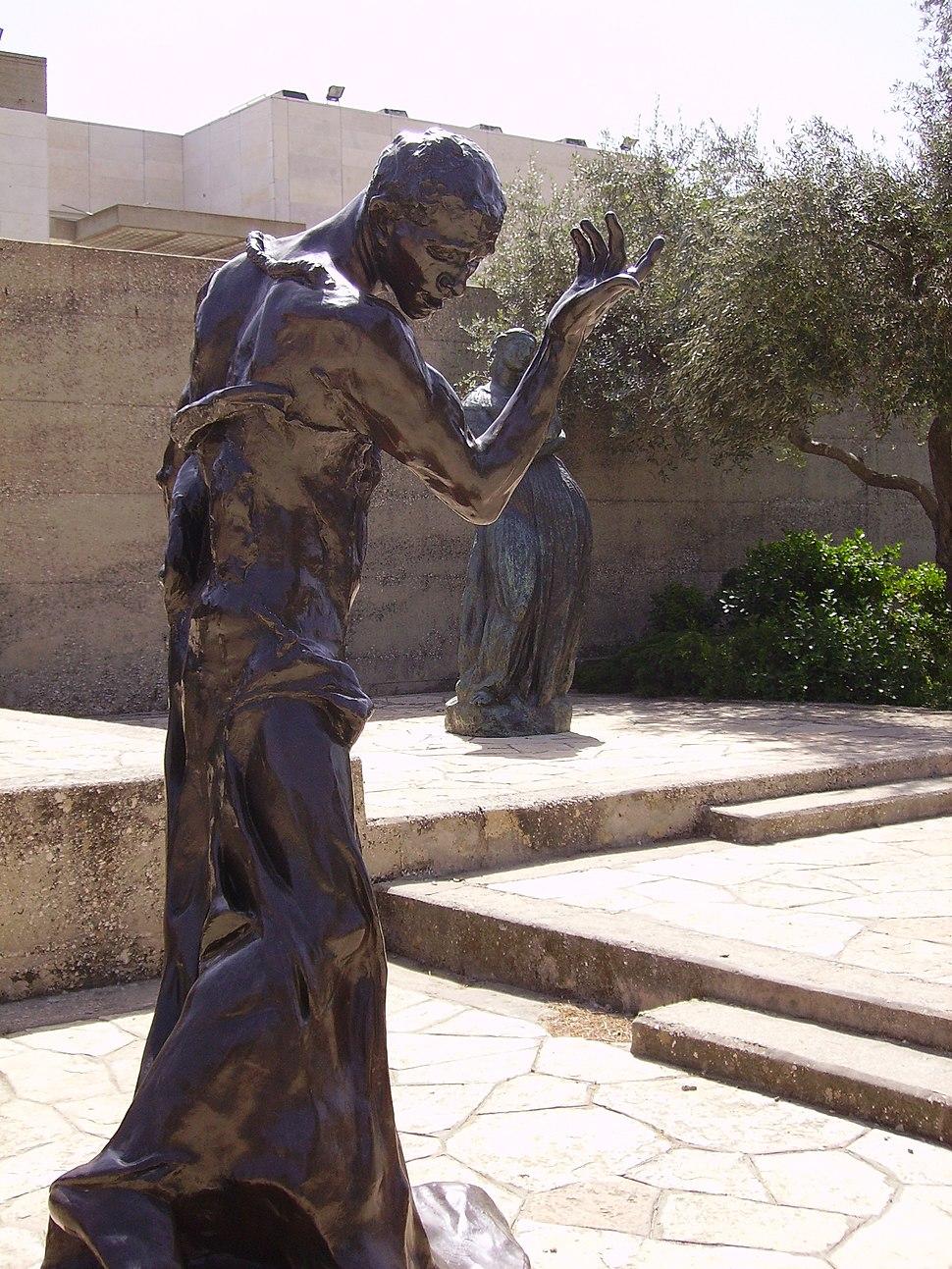Auguste Rodin-Pierre de wiessant-Israel Museum