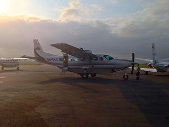 Auric Air - Auric Air 5H-KKC at JNIA