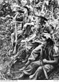 Australian 24th Battalion patrol Mubo July 1943 (AWM photo 015218).jpg