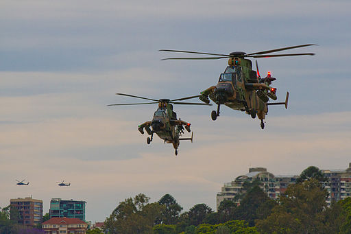 Australian Army Tiger ARH Helicopters (IMG7106)