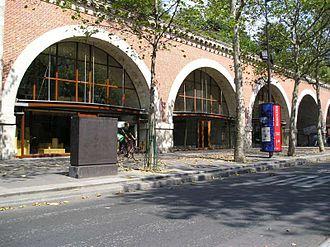 Gare de la Bastille - Viaduc des Arts