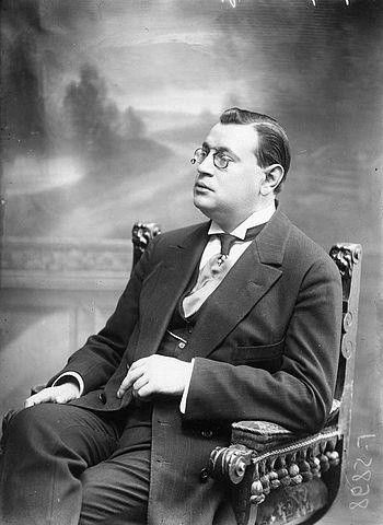 Аркадий Аверченко, 1913 год.
