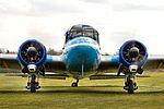 Avro 19 - Shuttleworth Classic Car Show 2017 (33688366151).jpg