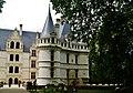 Azay-le-Rideaux Château d'Azay-le-Rideau Nordseite 4.jpg