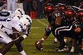 Aztecs on offense at Air Force at SDSU 2010-10-16.jpg