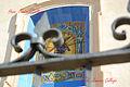 Azulejo de Nuestro Padre Jesús Nazareno en la fachada de la Parroquia de Santa María Magdalena de Arahal.jpg