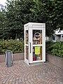 Bücherschrank, 1, Turmgasse, Zierenberg, Landkreis Kassel.jpg