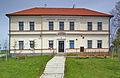 Bývalá škola, Těmice, okres Pelhřimov.jpg