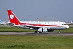 B-6419 - Sichuan Airlines - Airbus A319-133 - CAN (14907017282).jpg