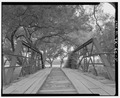 BARREL VIEW FROM NE. - Sycamore Creek Bridge, Spanning Sycamore Creek at County Route 288, Hamilton, Hamilton County, TX HAER TX,97-HAMIL.V,2-5.tif