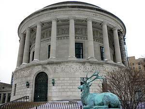 Benevolent and Protective Order of Elks - Grand Lodge in Chicago, Illinois