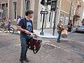 BP Dead Pelicans Stage Door Canteen Drums.JPG