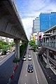 BTSプロンポン駅からの眺め - panoramio.jpg