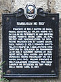 Ba-y Church historical marker.jpg