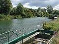 Bablock Hythe Ferry - geograph.org.uk - 302609.jpg