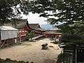 Back view of Honden of Itsukushima Shrine.jpg