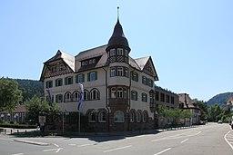 Anlagenstraße in Bad Liebenzell