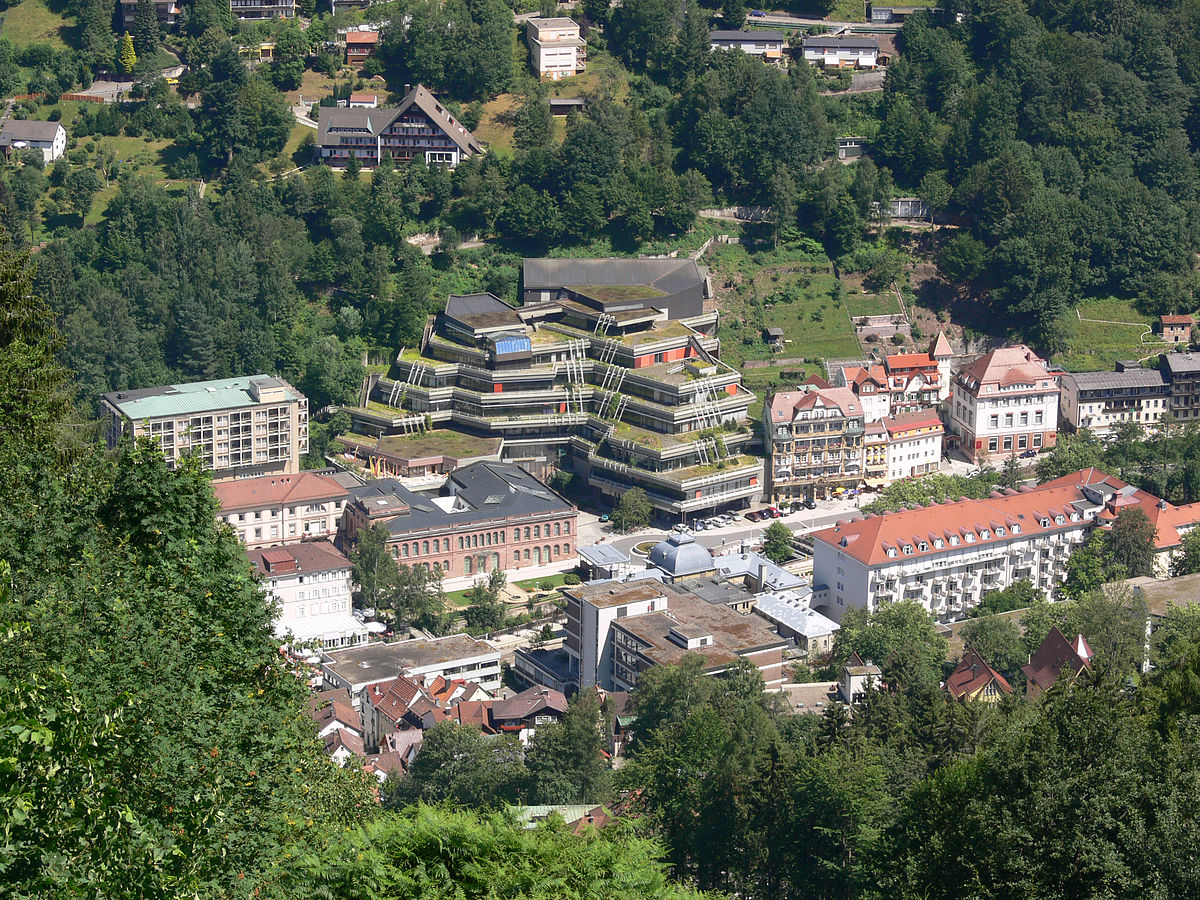 Bad Wildbad – Wikipédia, a enciclopédia livre