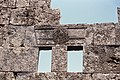 Bafetin (بافتين), Syria - Detail of wall with window of unidentified structure - PHBZ024 2016 4556 - Dumbarton Oaks.jpg