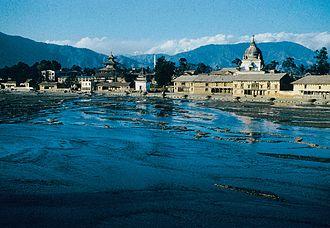 Bagmati River - Bagmati River, 1950s
