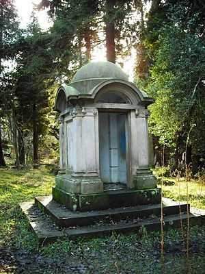 Polkemmet Country Park - The Baillie Mausoleum