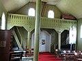 Balkonas, Šaravų bažnyčia.JPG