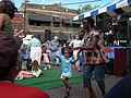 Ballard Seafood Fest 2007 - conga line 03.jpg
