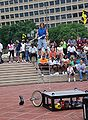 Baltimore Harbor Street Performer.jpg