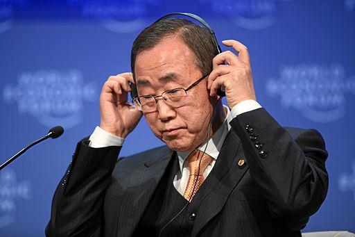 Ban Ki-moon 20090129