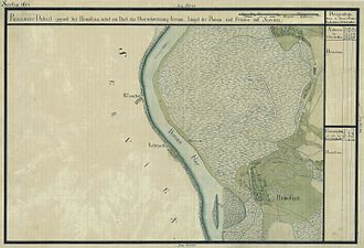 Omoljica - National Archives of Austria, Map of the Josephinian Land Survey (1769-1772)