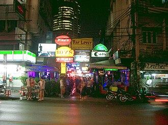Soi Pratuchai - Image: Bangkok Soi Pratuchai