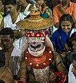 Bappooran Theyyam at Andaloorkaavu.jpg