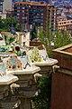 Barcelona - Parc Güell - Gaudí - View SE II.jpg